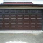 Garazna vrata, Dolovo