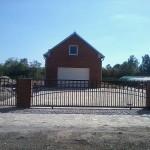 Kapija i garazna vrata, Grabovac