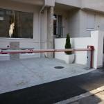 Rampa Stagnoli, parking Vracar