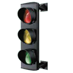 Semafor crveno zuto zeleno