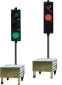 Semafor za gradiliste , mobilni semafor