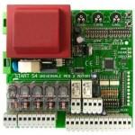 Elektronika za krilnu kapiju 230V