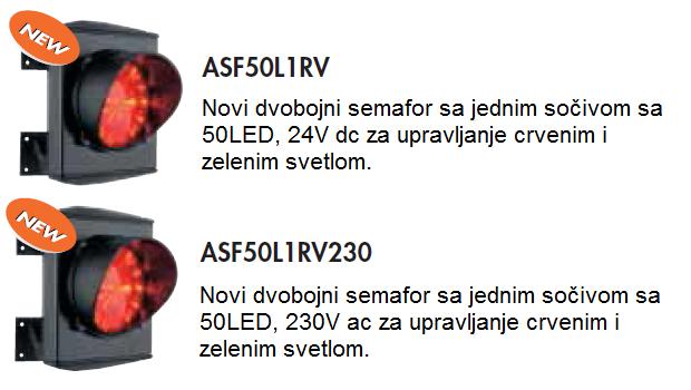 Stagnoli ASF50L1RV