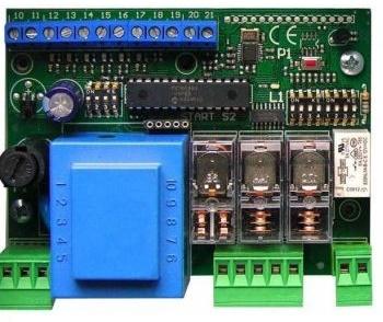 Elektronika za rolo vrata S2XL