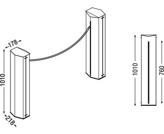 Automatski lanac dimenzije